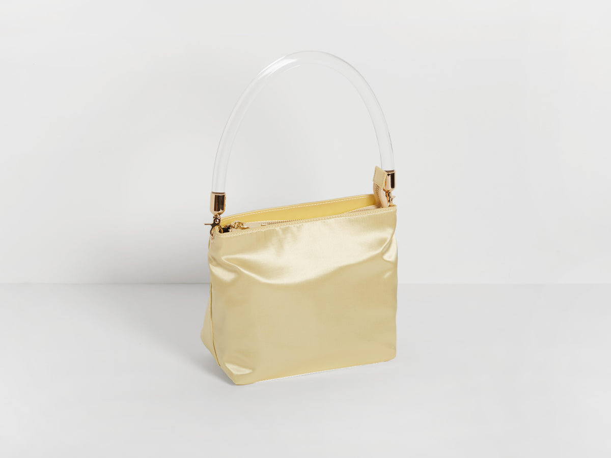 Mila Handbag Yellow