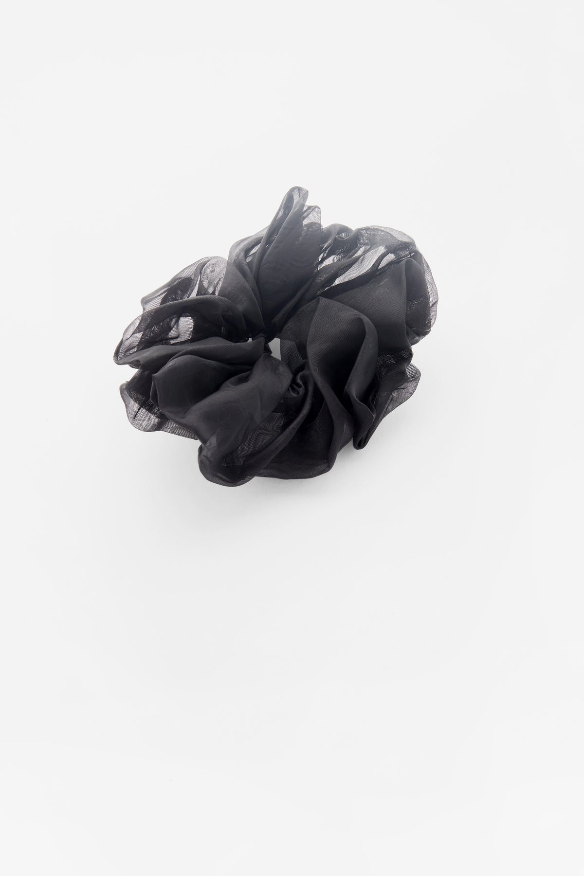 Paree Scrunchie - Black