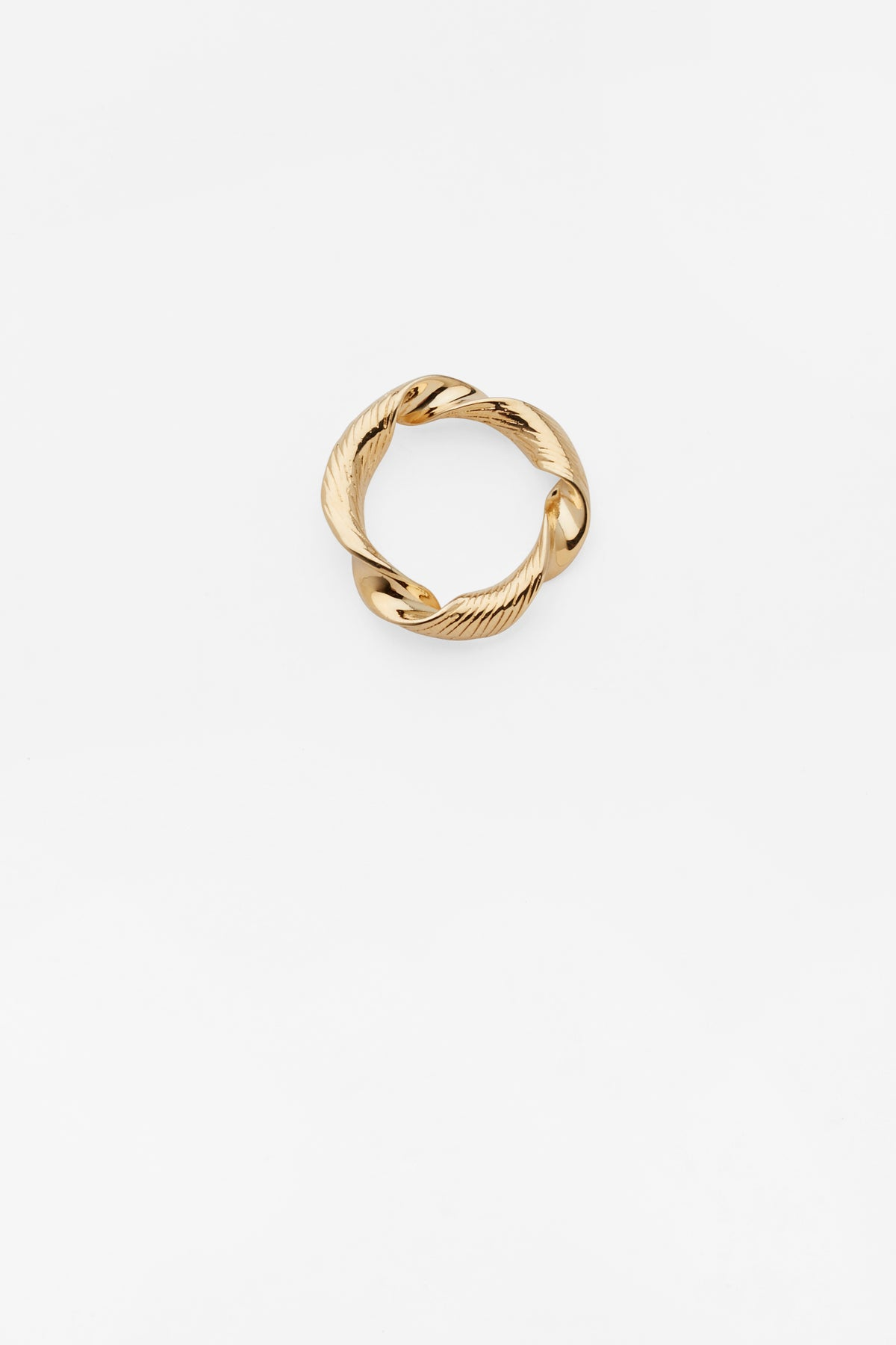 Twist and Turn Ring