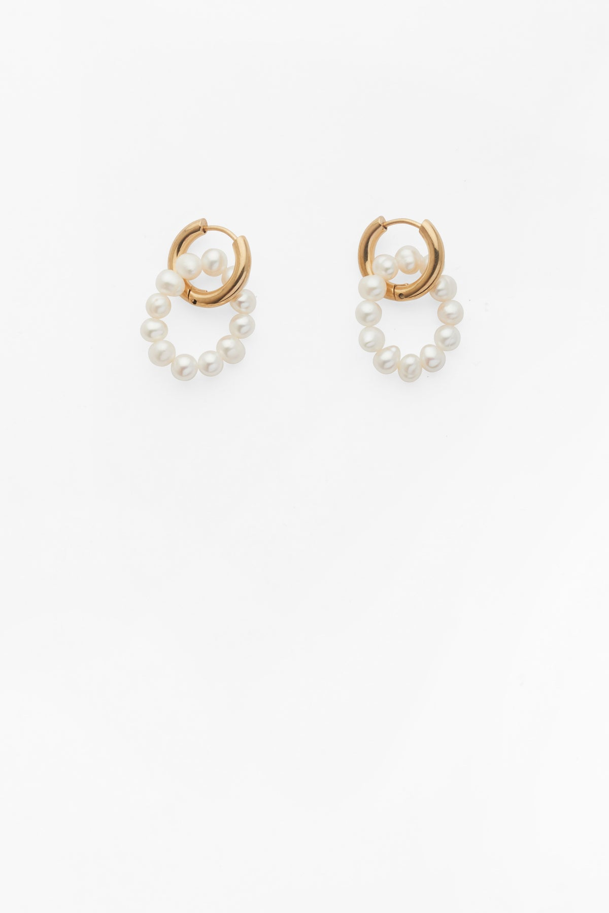 Veronica Pearl Earrings
