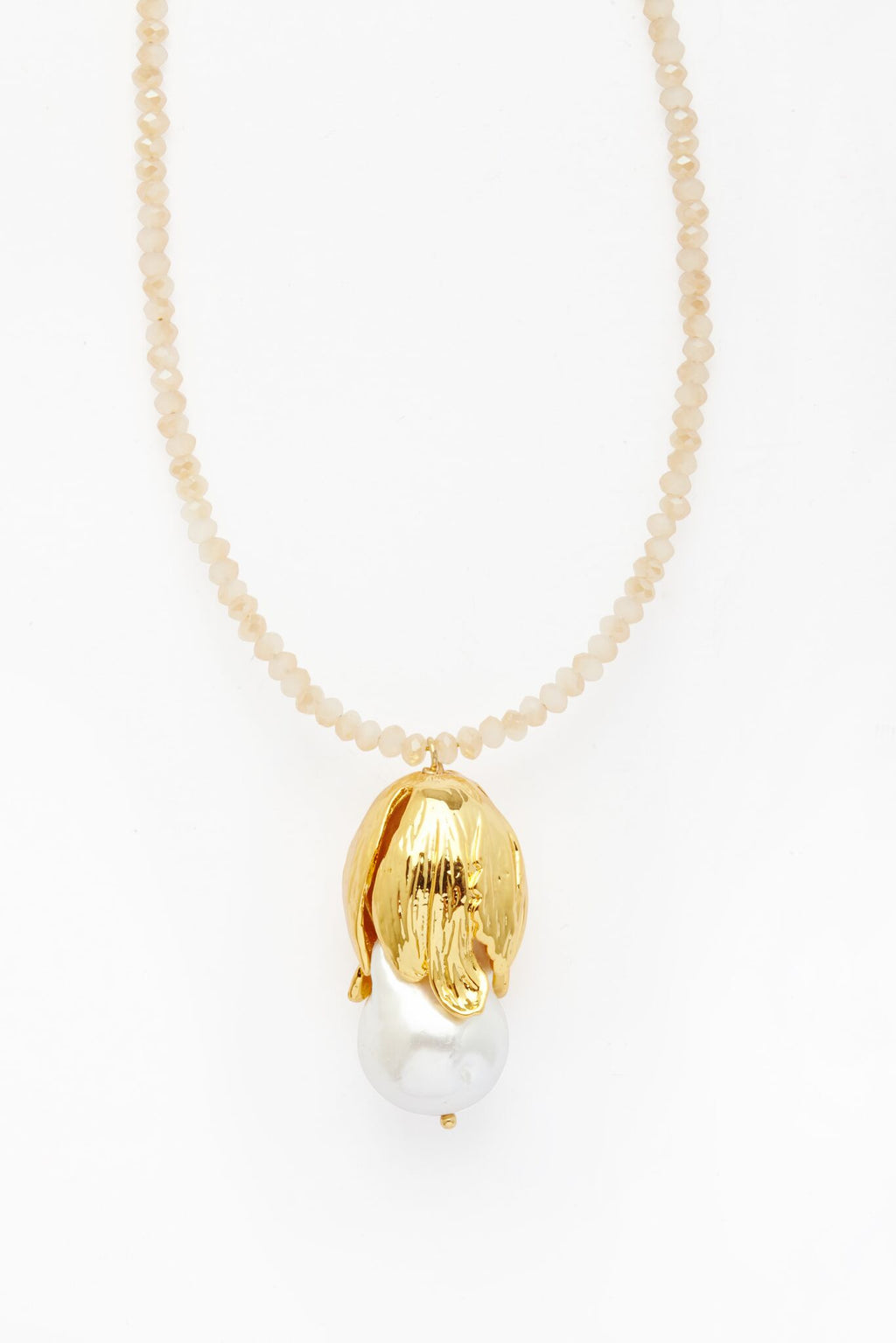 Pearl's Nest Necklace