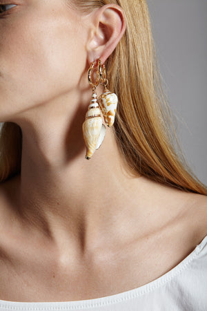 Reef Charm Earrings