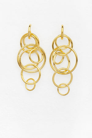 Chain of Events Earrings