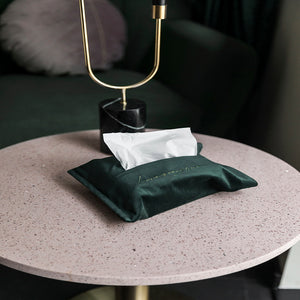 Love Suede Tissue Cover