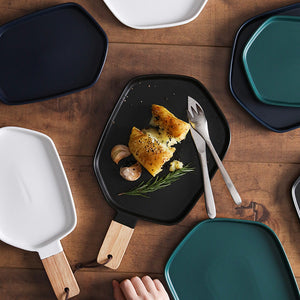 Brunch Serving Flat Tray