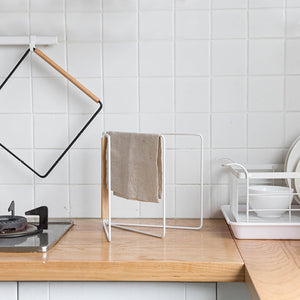 Cloth Drying Tripod Rack