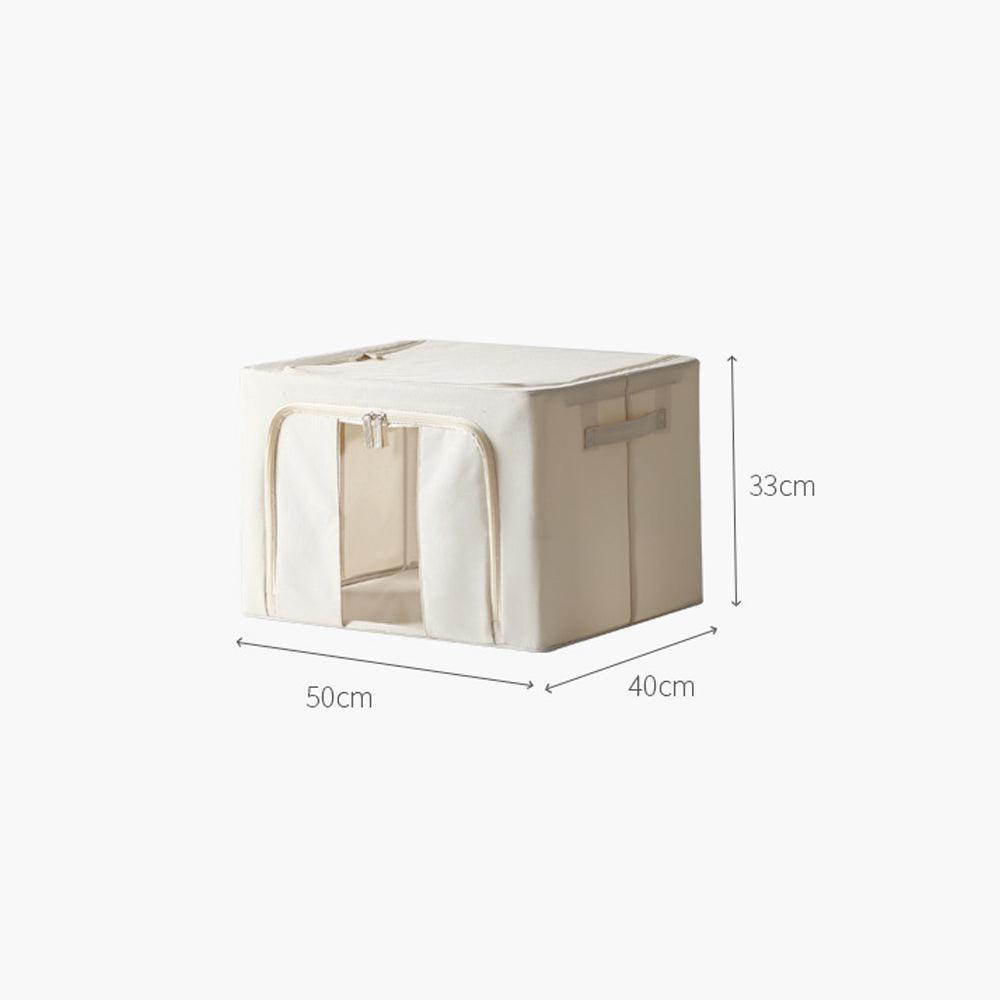 Side Access Foldable Storage