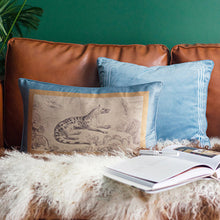 Mayan Heir Velvet Cushion