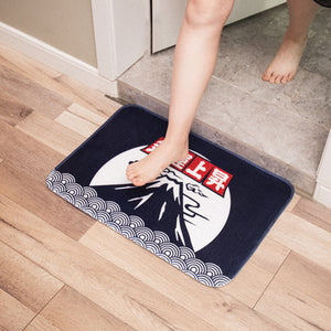 Rising Luck Floor Mat