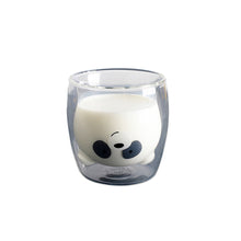 Beary Double Walled Glass Series