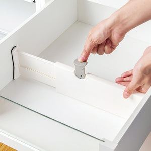 Clean Drawer Compartment Organiser