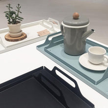 Minimal Alloy Coffee Tray
