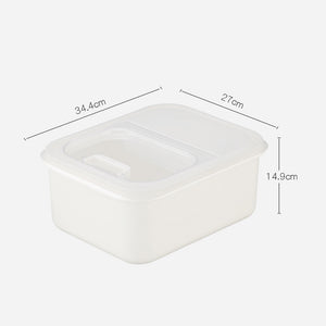 Small Family Rice Container