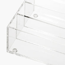 Clear Desk Compartment Holder