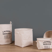 Laundry Service Storage Basket
