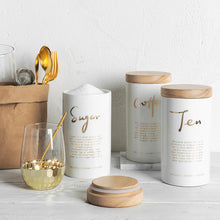 Teawork Kitchen Storage Container