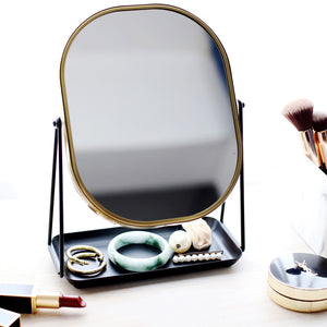 Statement Trinket Tray Mirror