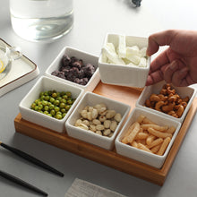 Snack Cube Compartment Tray