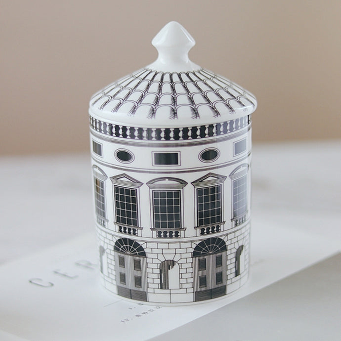 Architecture of London Jar