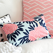 Botanica Peonies Cotton Cushion
