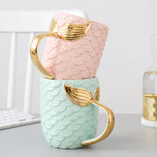 Chiara Mermaid Tail Mug (IN)
