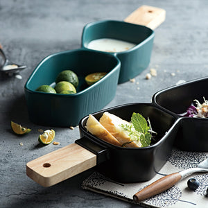 Appetizer Serving Scoop Tray