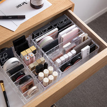 Clear Palette Compartment Case (IN)
