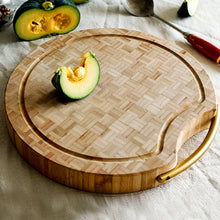 Compact Bamboo Cutting Board