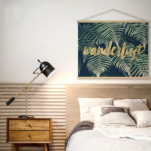 Nature Wonderlust Hanging Wall Art