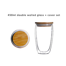 Easy Hold Double Walled Glass