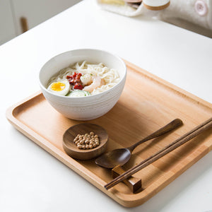 Wood Work Serving Tray