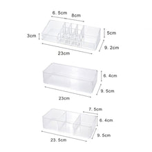 Beauty Compartment Stacking Holder