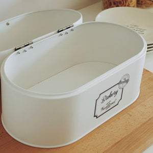 French Bakery Bread Box