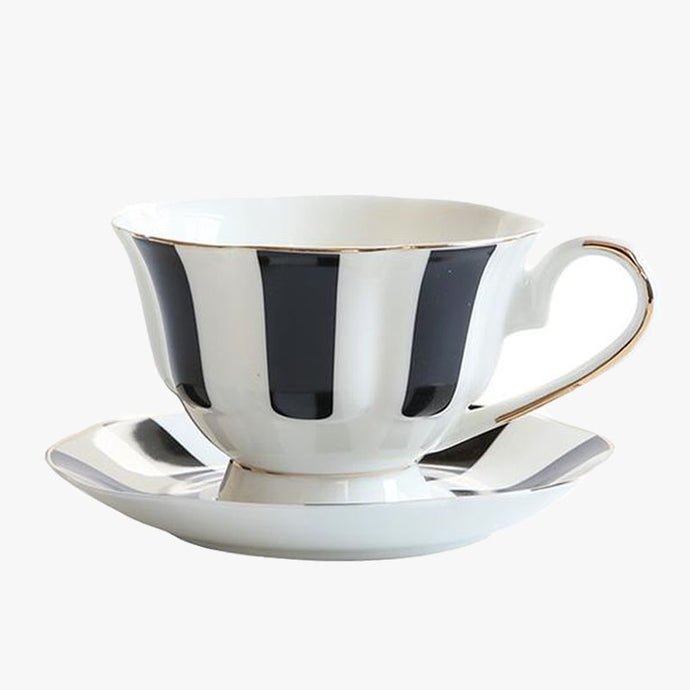 Hepburn Stripe High Tea Collection