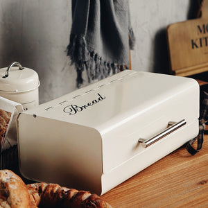 Cafe Pastry Bread Box