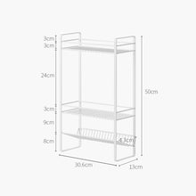 Handy Essentials Metal Rack