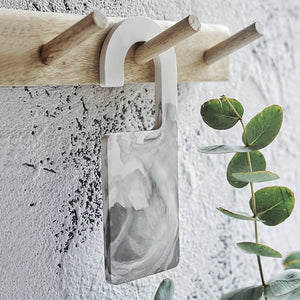 Marble Gypsum Fragrance Hook