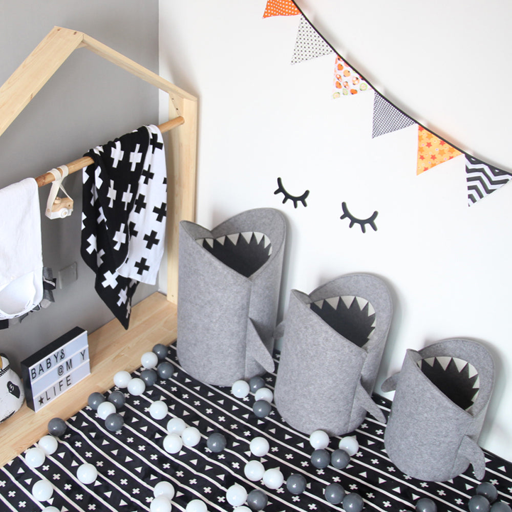 Baby Shark Storage Basket
