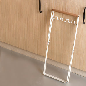 Folding Storage Bag Rack