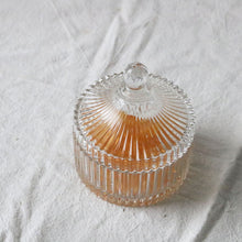 Royal Dulce Glass Jar