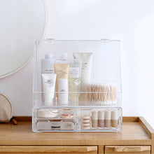 Clear Essentials Holder Series