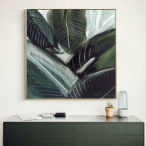 Watercolor Tropicana Framed Wall Art