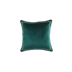 Sallena Rim Velvet Cushion