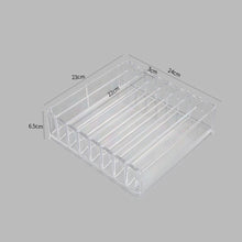 Clear Palette Compartment Case