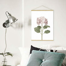 Pink Blush Hanging Wall Art Series