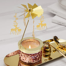 Magical Carousel Scented Candle Set