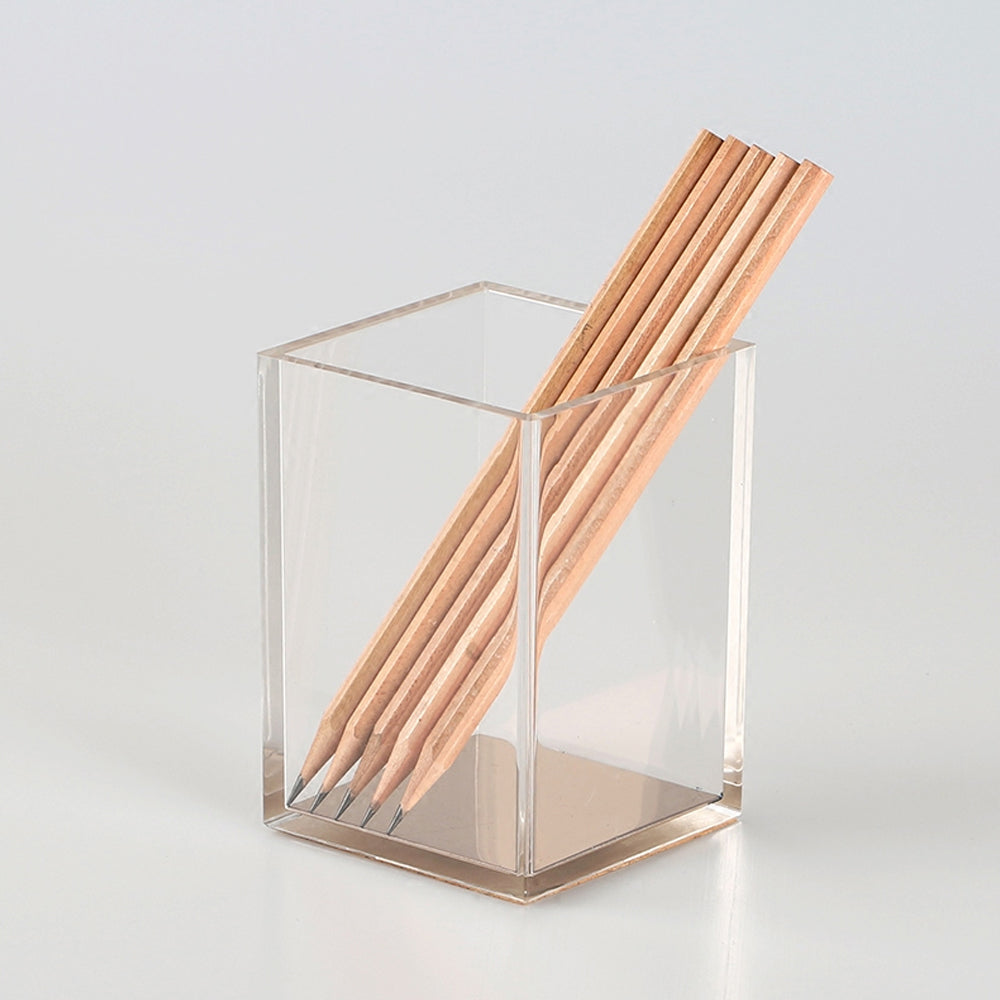 Golden Base Pen Holder