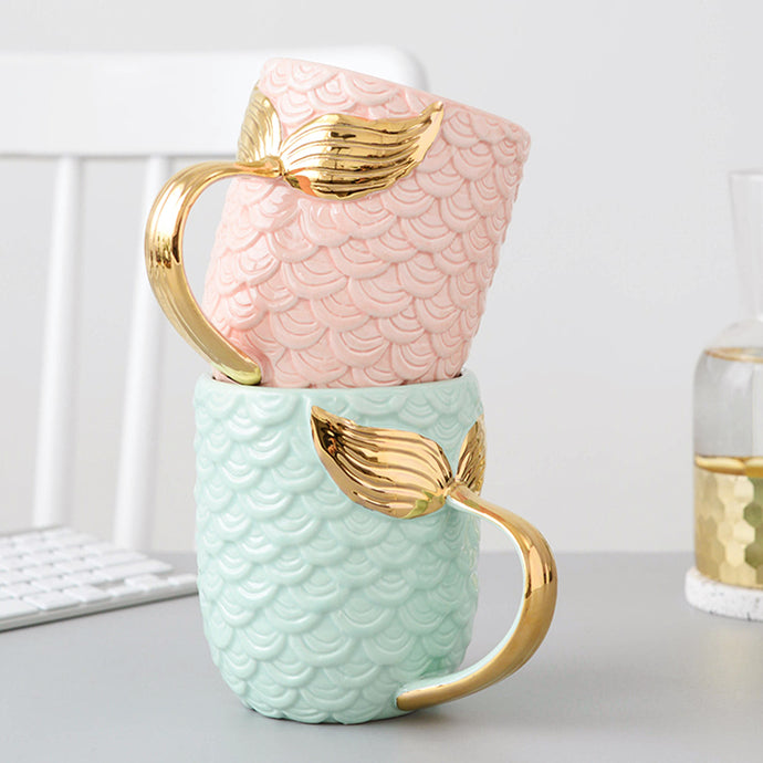 Chiara Mermaid Tail Mug