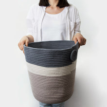 Work Storage Weaved Basket