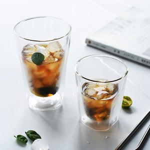 Double Wall Frap Glass